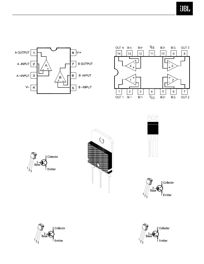JBL SCS150SI pdf manual [Page 23/27] | Also for: SCS180.6S