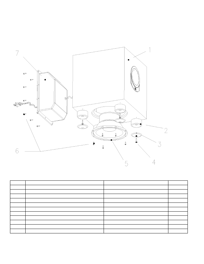 JBL SCS150SI pdf manual [Page 9/27] | Also for: SCS180.6S