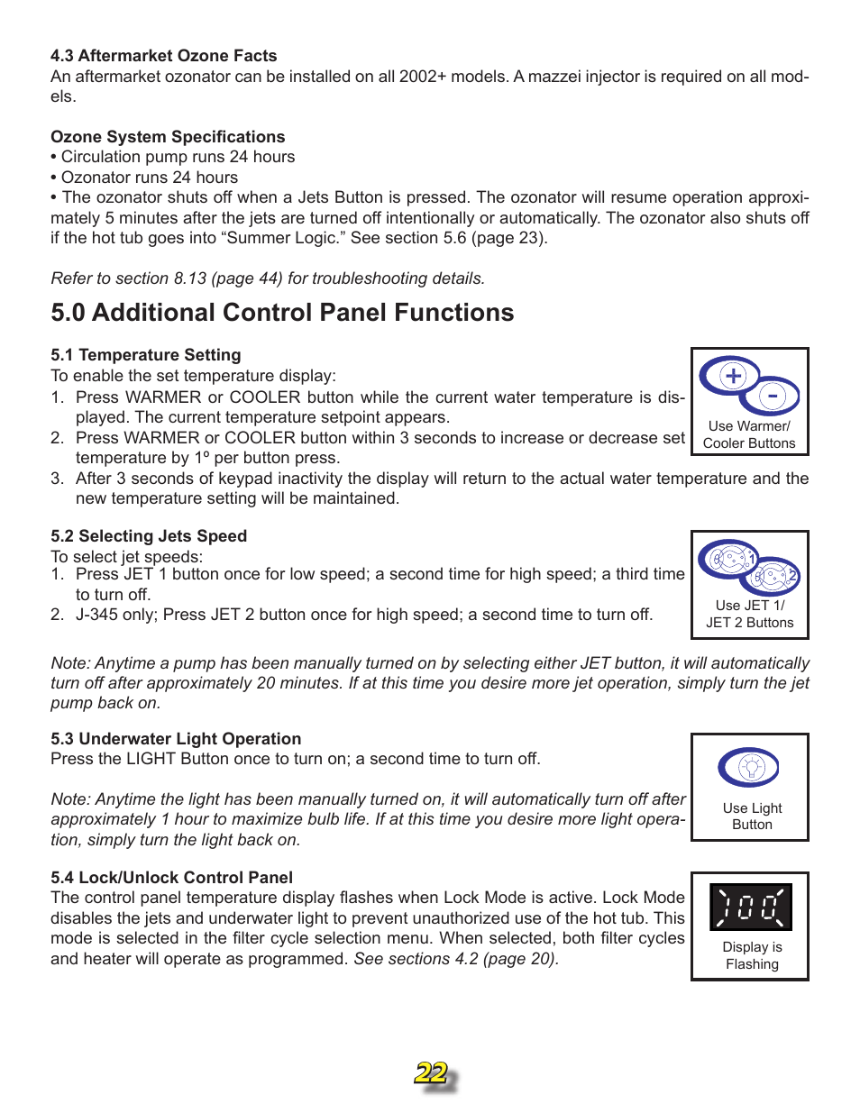 3 aftermarket ozone facts, 0 additional control panel