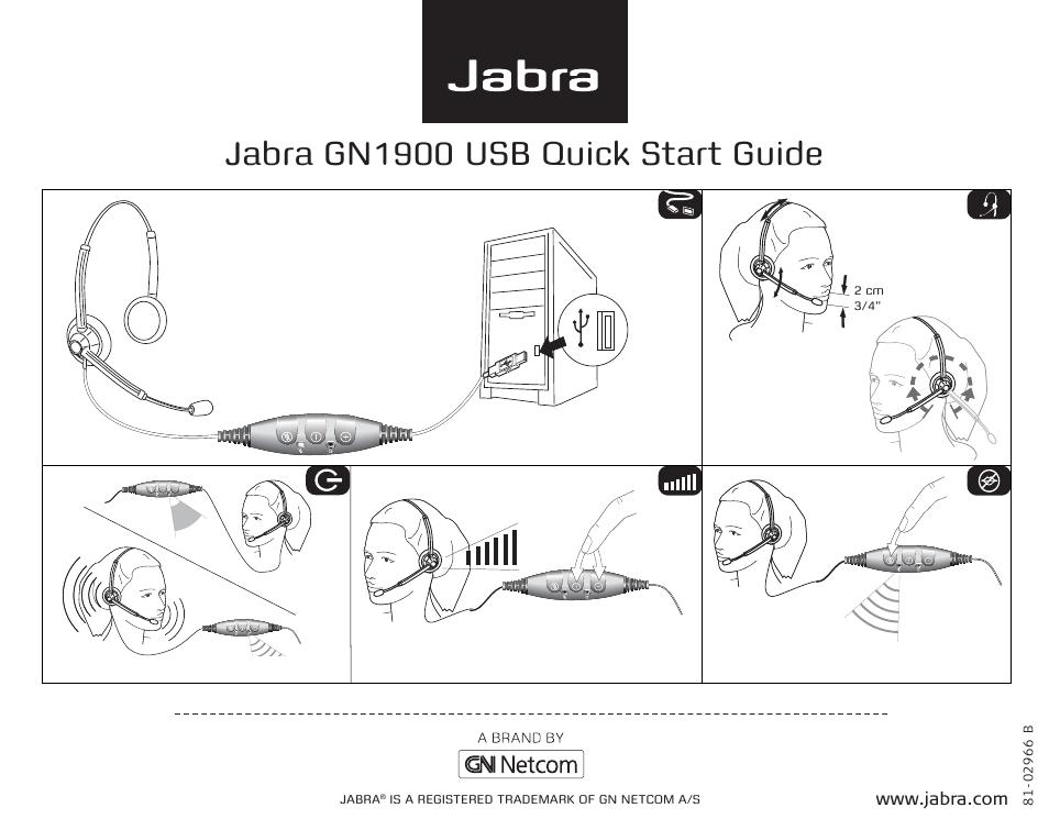 Jabra 360 user guide