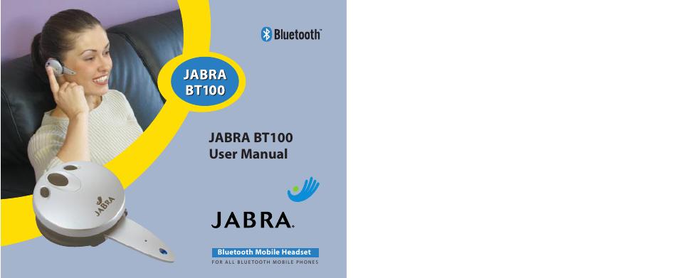 jabra bt100 user manual 101 pages rh manualsdir com