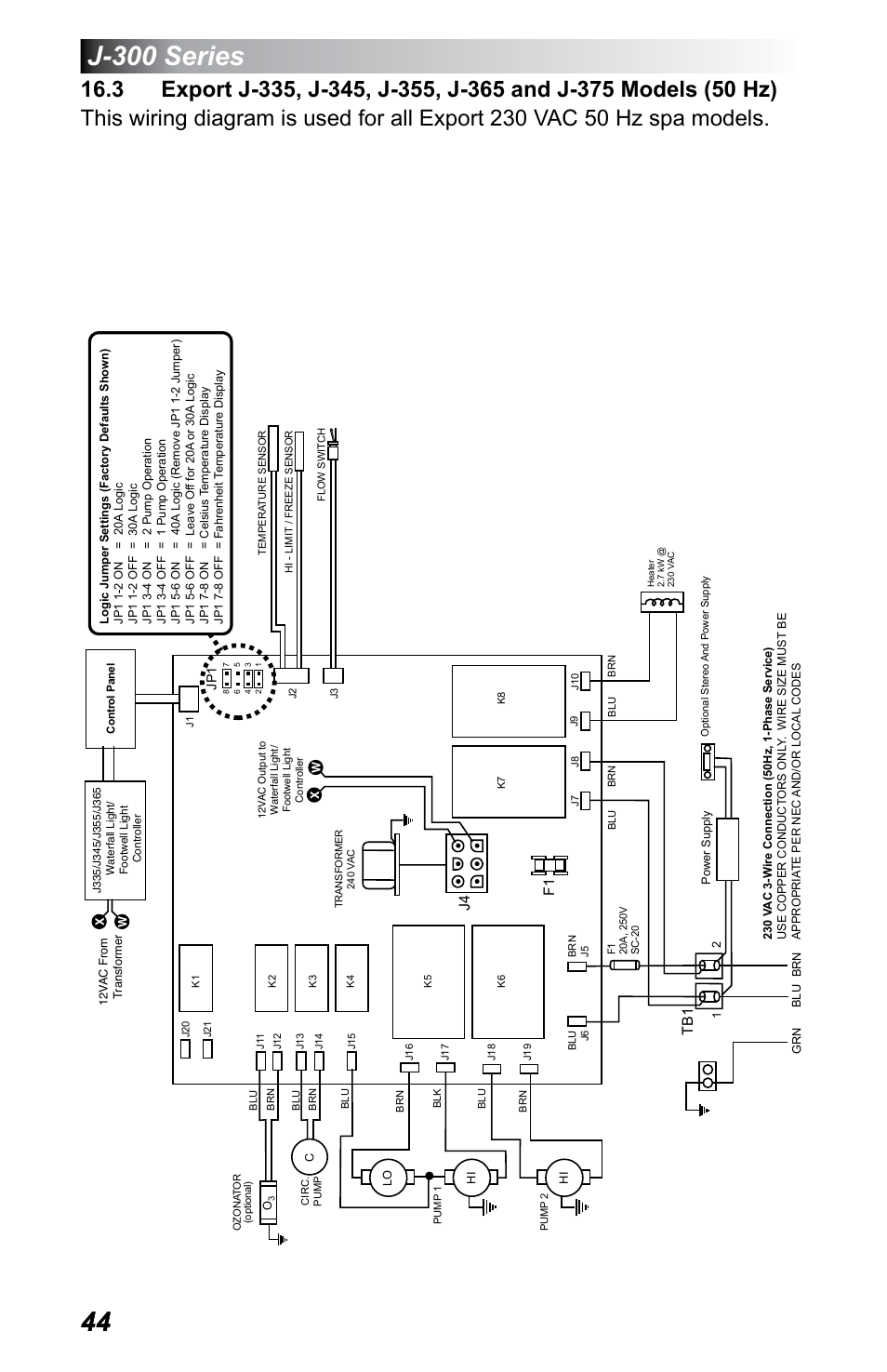 Wiring For Jacuzzi Great Design Of Diagram Hot Tub Electrical 120vac J 365 28 Images Bathtub