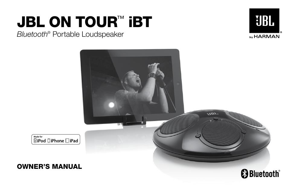 jbl no tour ibt user manual 13 pages rh manualsdir com