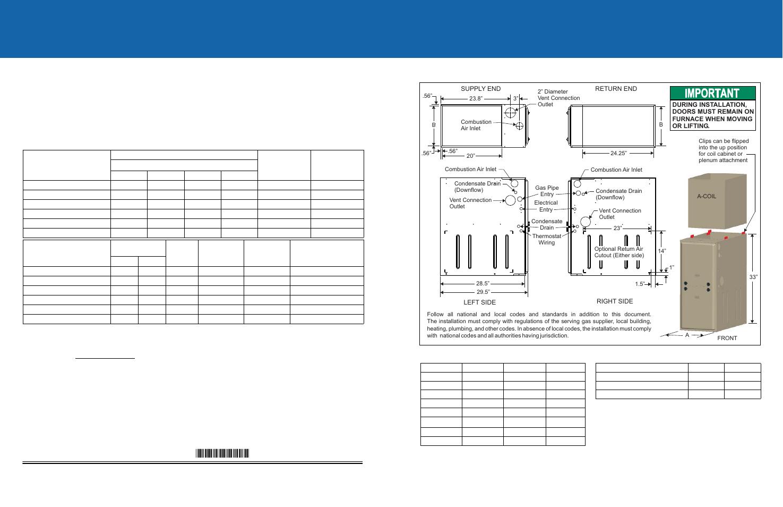 Johnson Controls Tm9v120d20mp11 User Manual 2 Pages Also For Thermostat Wiring Diagram Tm9v080c16mp11 Tm9v080b12mp11 Tm9v100c16mp11 Tm9v100c20mp11 Tm9v060b12mp11