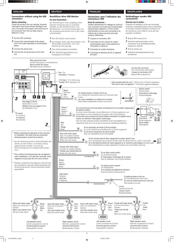 Cd a b   JVC KW-AVX706 User Manual   Page 4 / 6