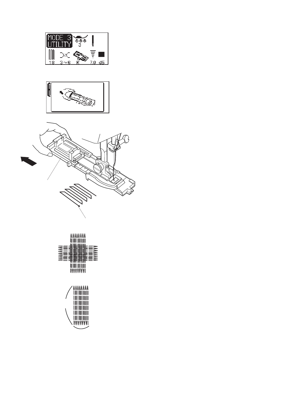 Janome Memory Craft 6500 User Manual | Page 53 / 78