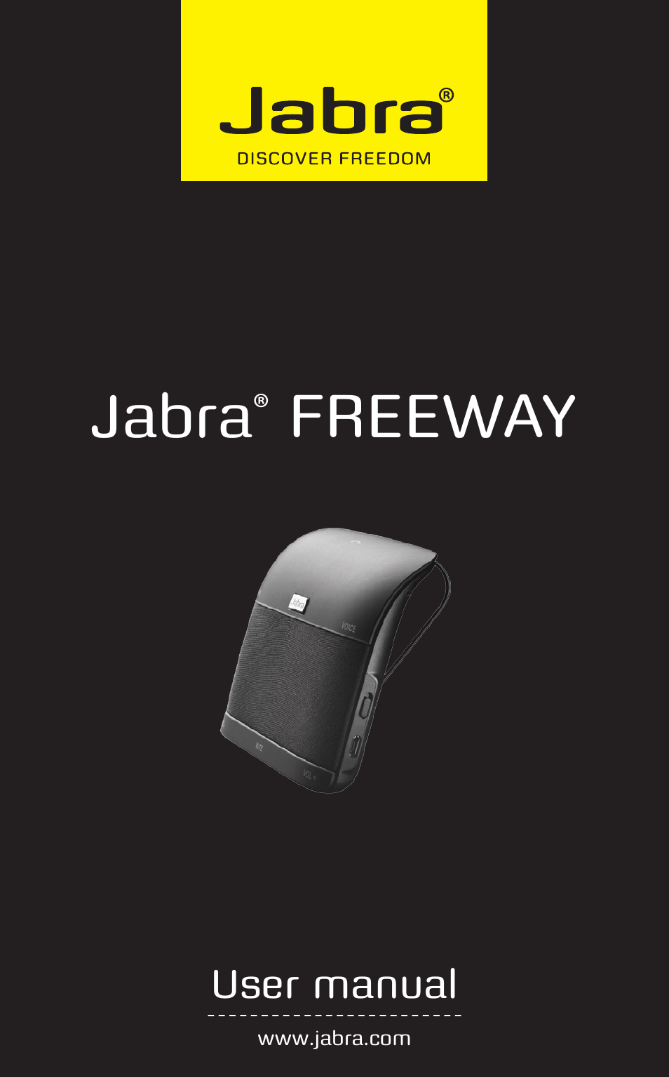 Jabra HFS100 User Manual - Page 1 of 21   Manualsbrain.com