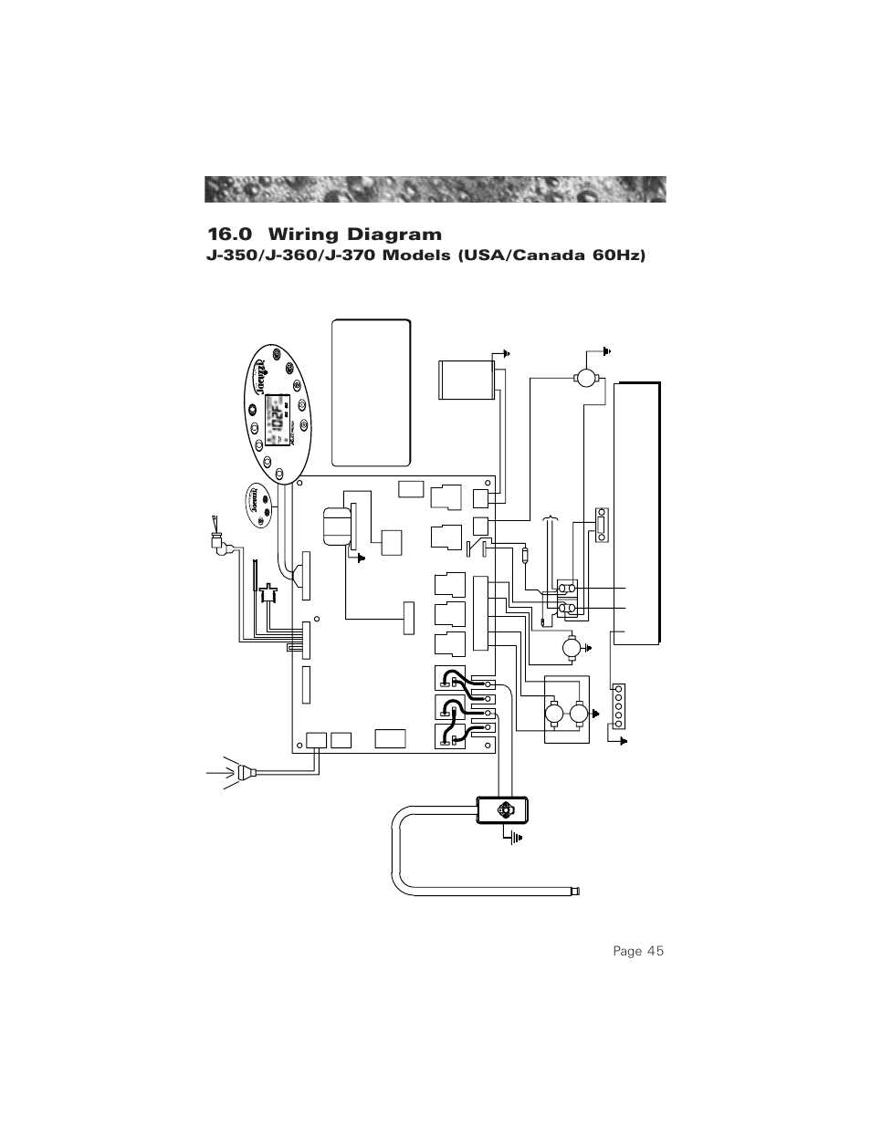 0 Wiring Diagram  60hz J J J