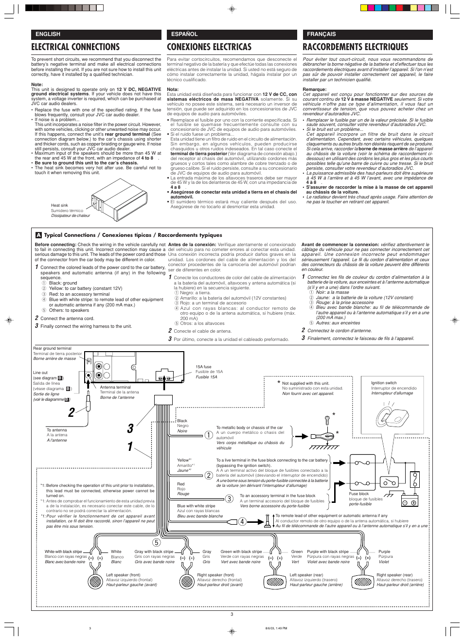 Jvc Kd S5050 Wiring Diagram Electrical S590 Schematics And Diagrams Radio Harness