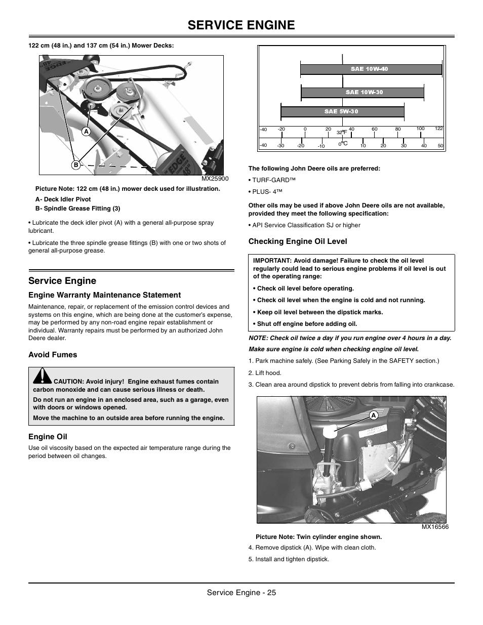 John Deere 48 Mower Deck Manual Guide