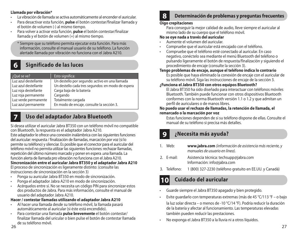jabra bt350 user manual page 16 18 original mode rh manualsdir com