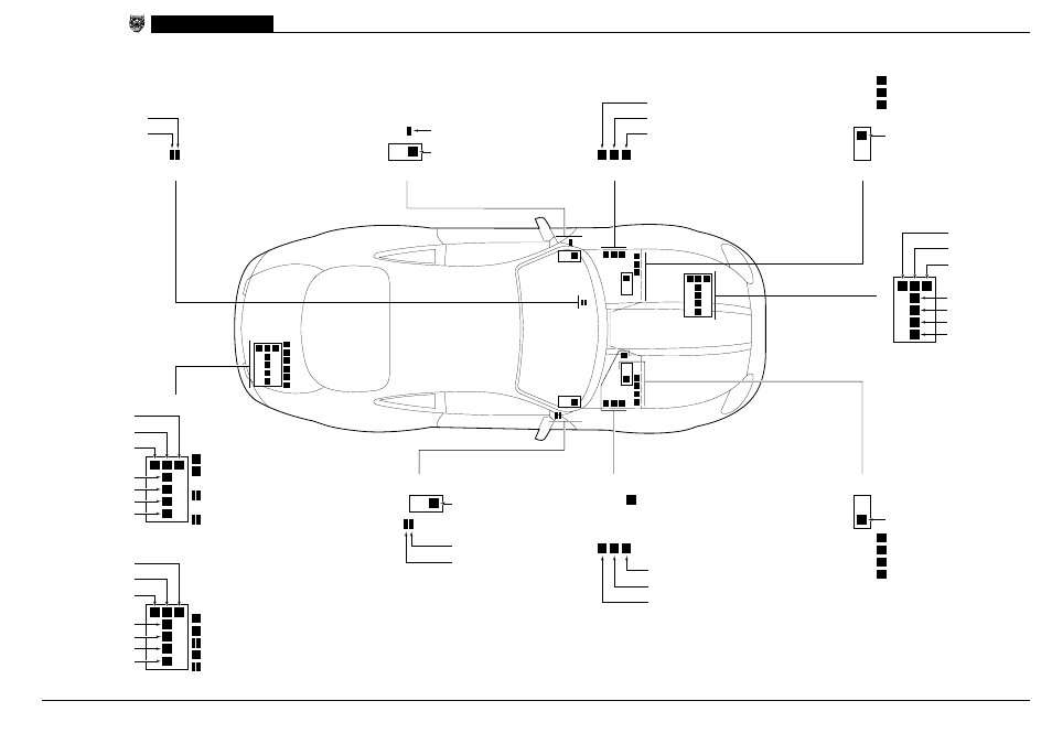 jaguar xk fuse box relay and fuse box identification and location | jaguar ... 2007 jaguar xk fuse diagram