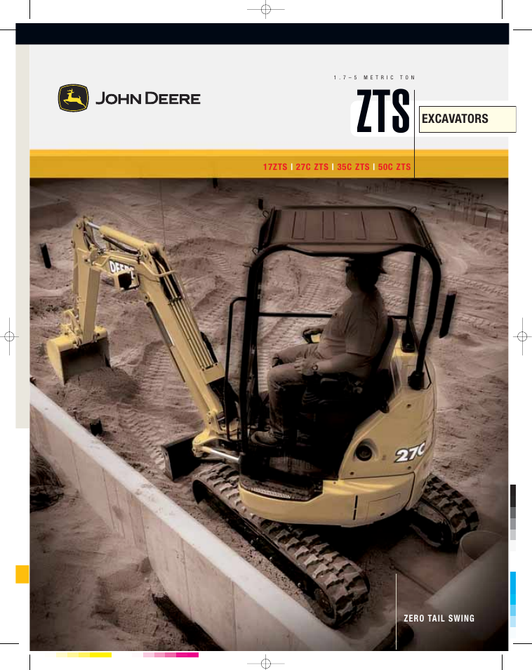john deere 17zts user manual 8 pages also for 35c zts 27c zts rh manualsdir com John Deere Tractor Maintenance Manuals Riding Lawn Mowers