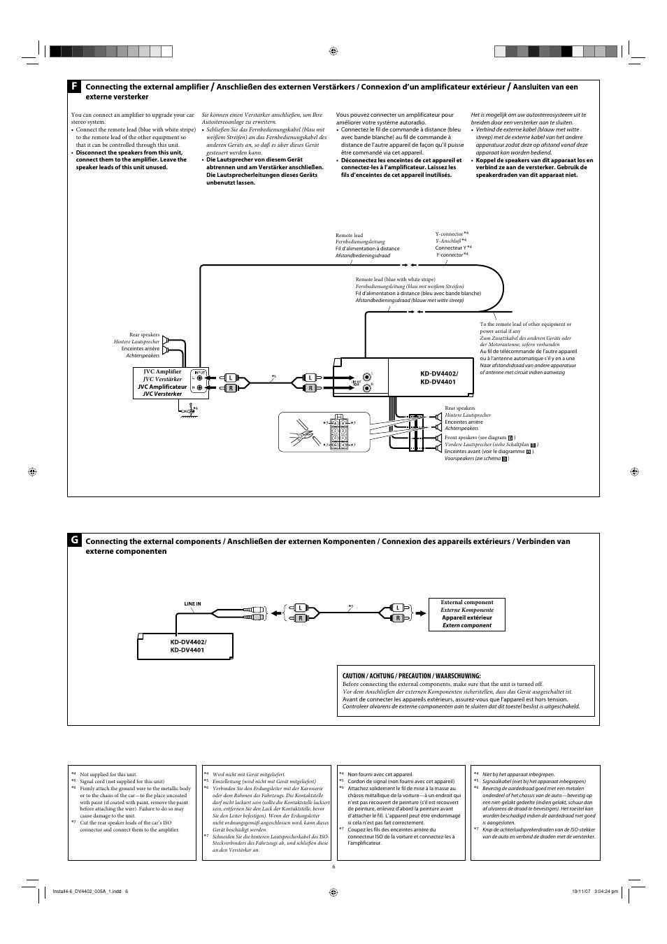 Jvc Dvd Manual Diagram And W Tracking The Signal Go To Www Retrevo Com Sentinel Lt 32c676 32 Array Cd Receiver Kd Dv4402 User Page 6 Original Rh Manualsdir