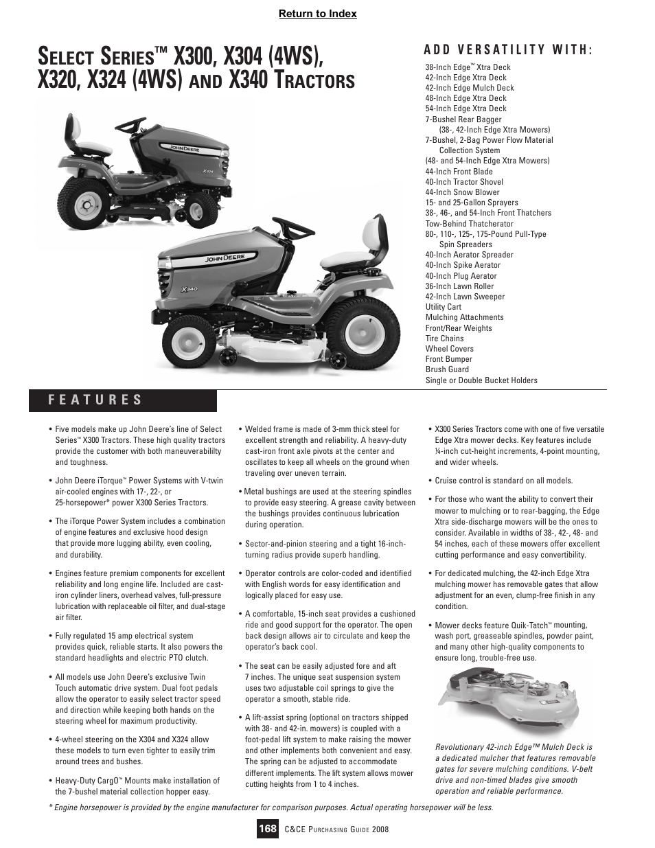 manual x324