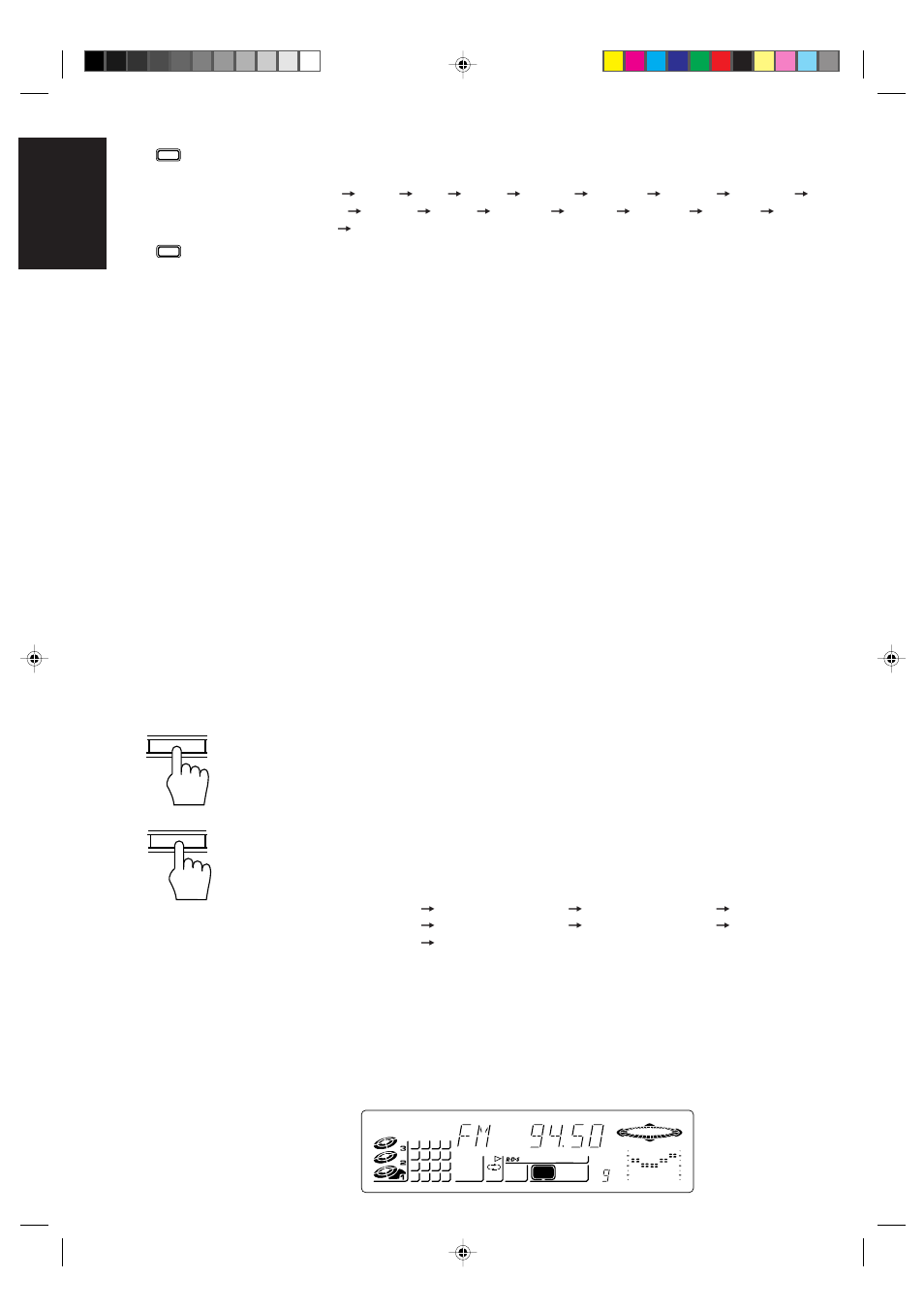 16 english, Eon function | JVC CA-D672TR User Manual | Page 20 / 47