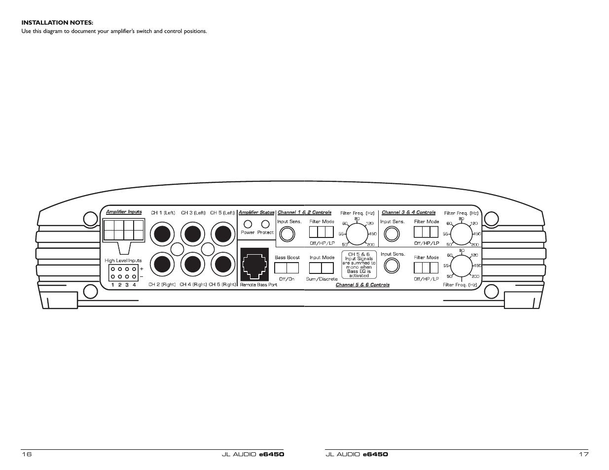 jl audio e6450 user manual page 9 11 rh manualsdir com