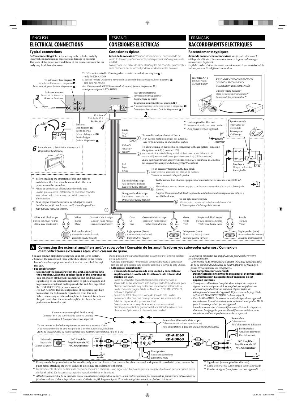 Kd Ahd69 Wiring Diagram