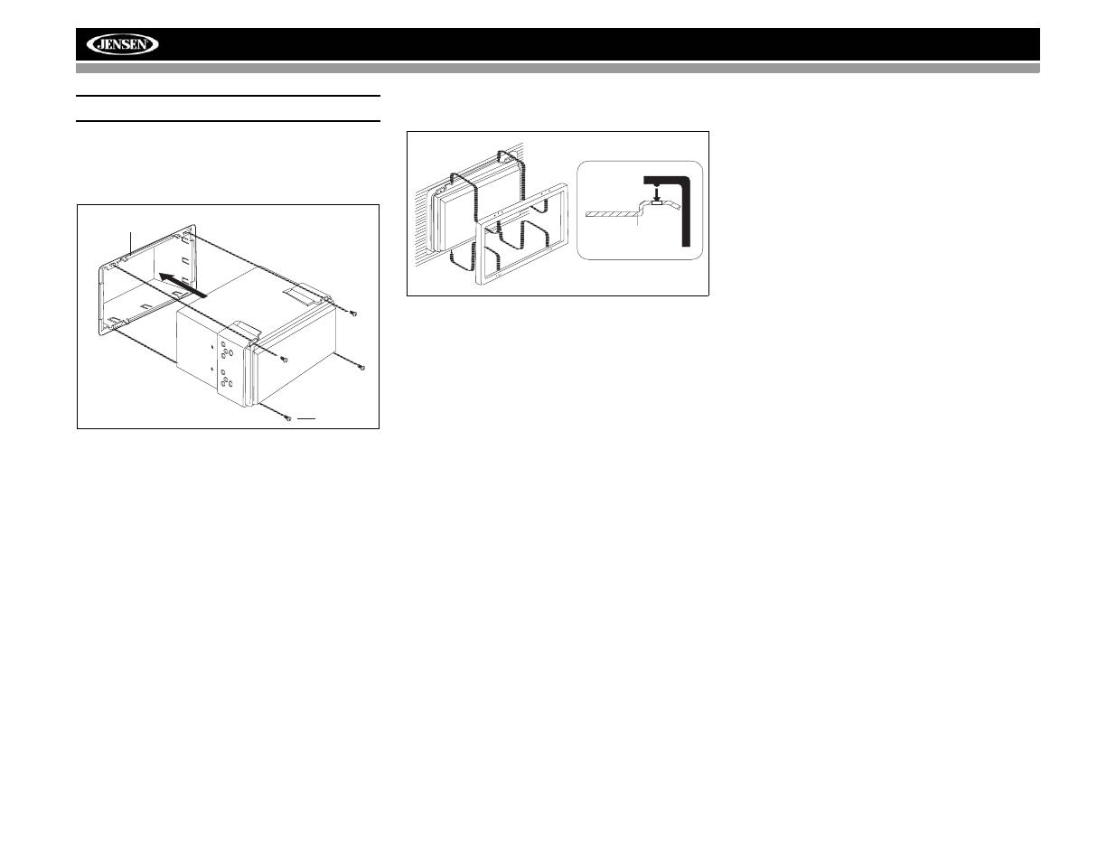 Vm9022   Jensen VM9022 User Manual   Page 10 / 124 on