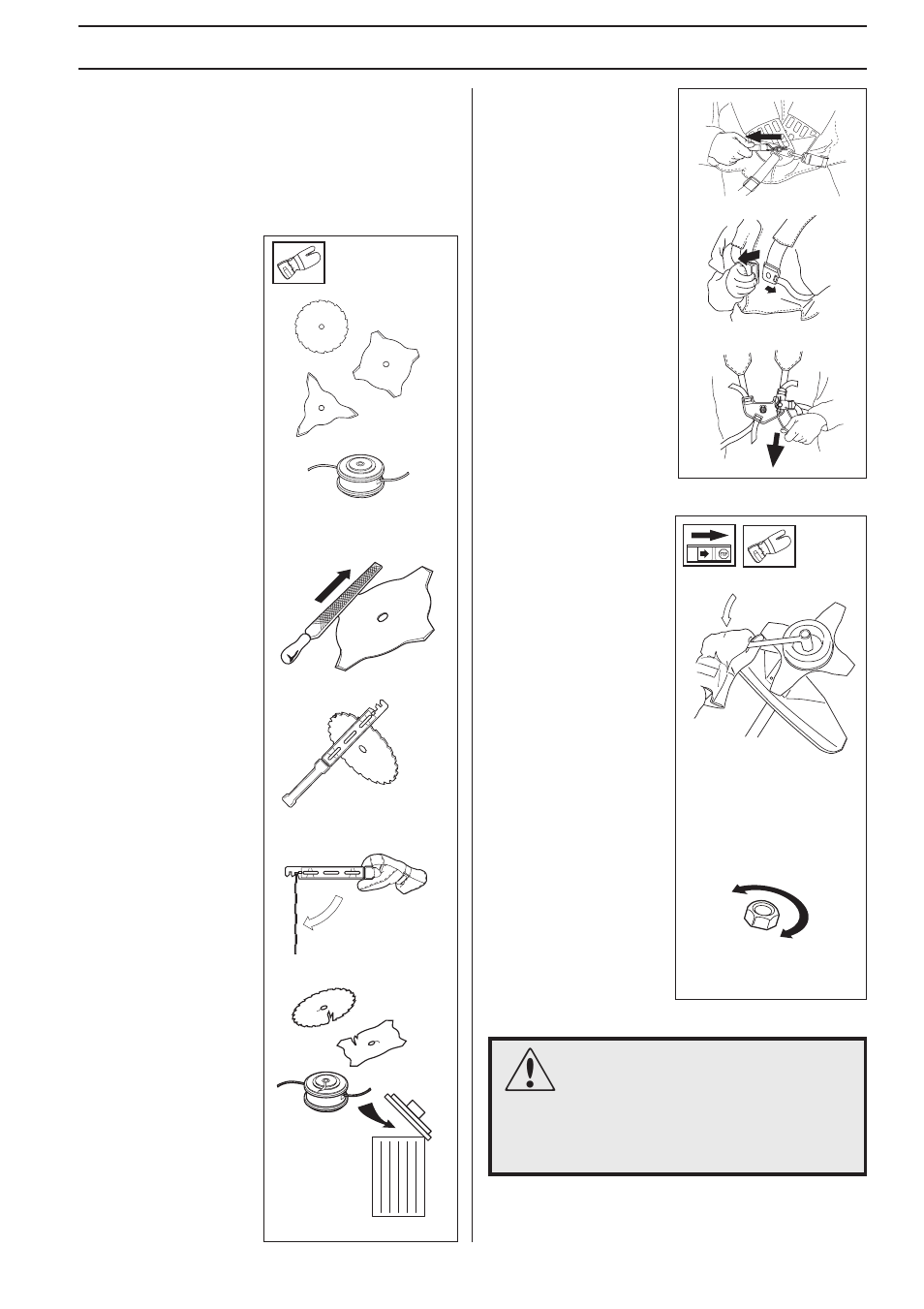 Safety Instructions Jonsered Gr 2036 User Manual Page 9 40