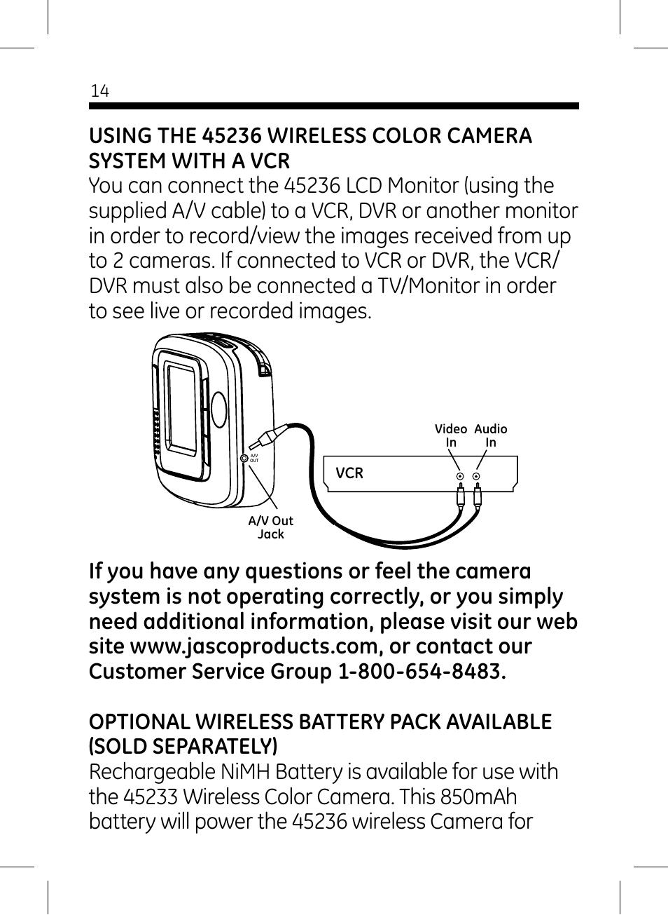 ge 45236 ge wireless color camera with portable lcd monitor user rh manualsdir com RIDGID Cordless Drill Makita Cordless Drill