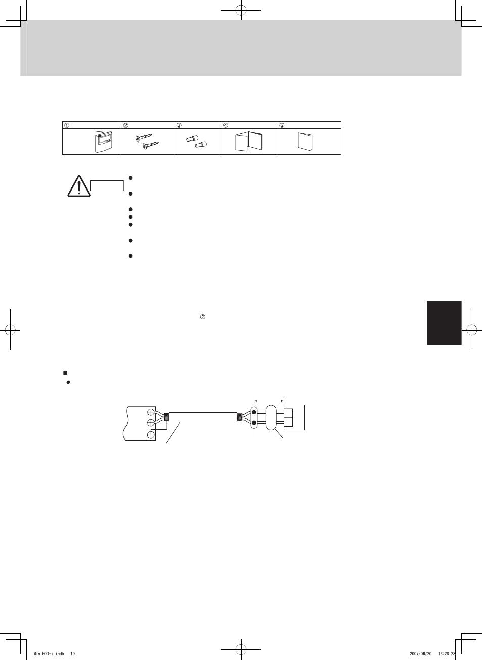 timer remote controller rcs tm80bg sanyo chx06052 user manual rh manualsdir com Procedure Manual User Manual PDF