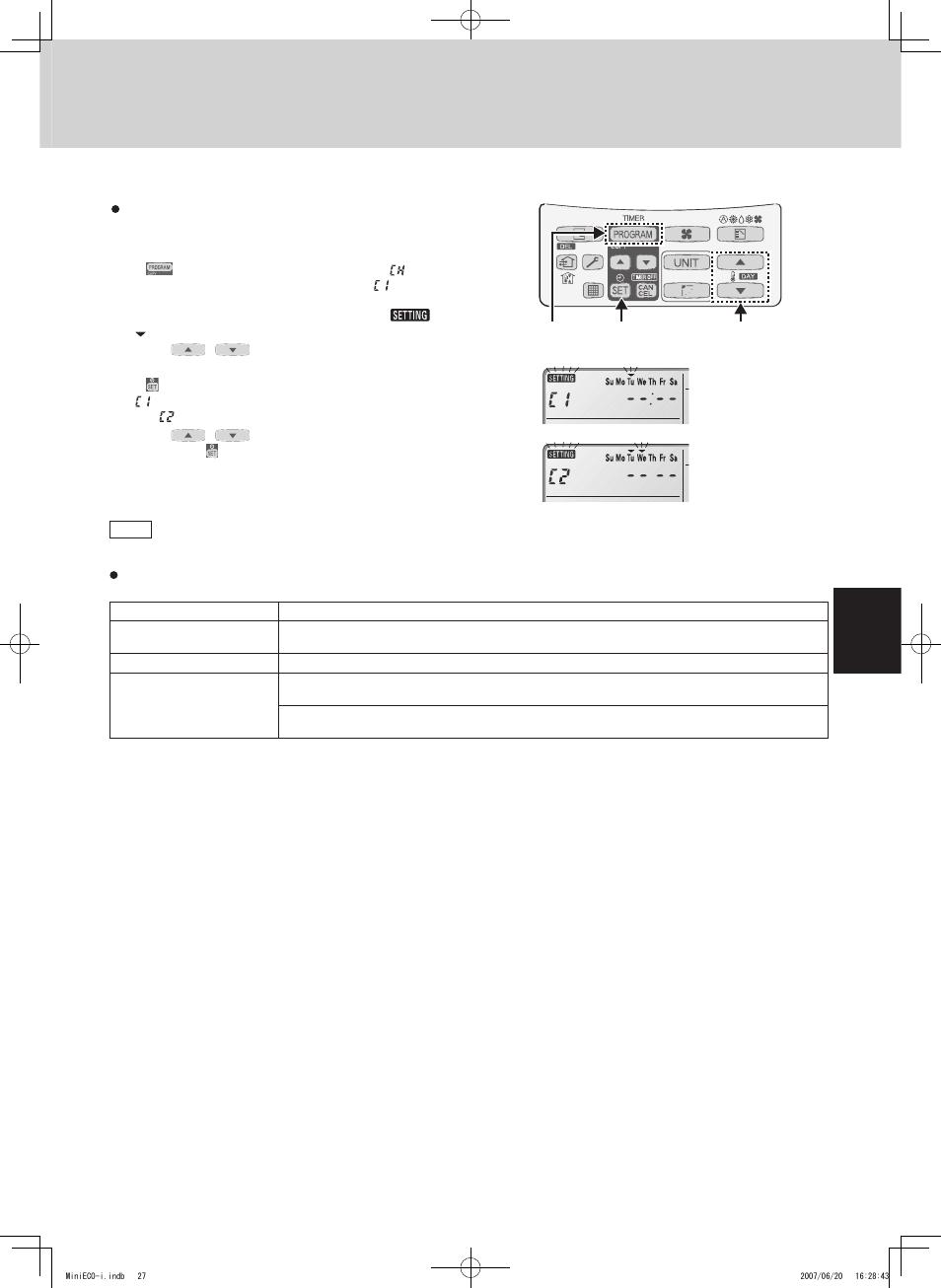 timer remote controller rcs tm80bg sanyo chx06052 user manual rh manualsdir com sanyo rcs-tm80bg user guide sanyo rcs tm80bg user manual