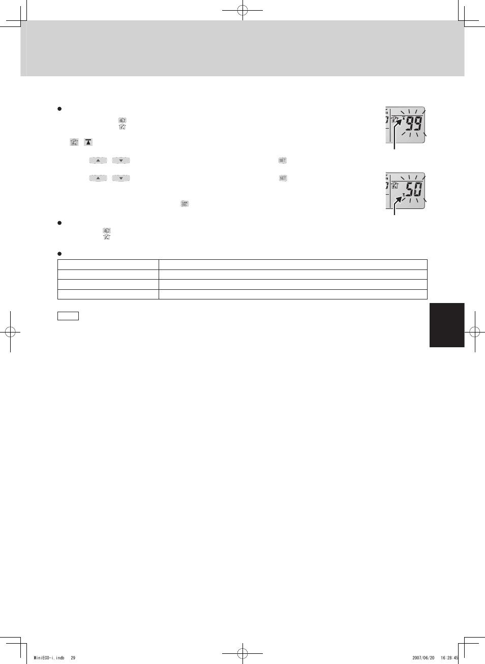 timer remote controller rcs tm80bg sanyo chx06052 user manual rh manualsdir com sanyo rcs-tm80bg user guide sanyo rcs-tm80bg owners manual