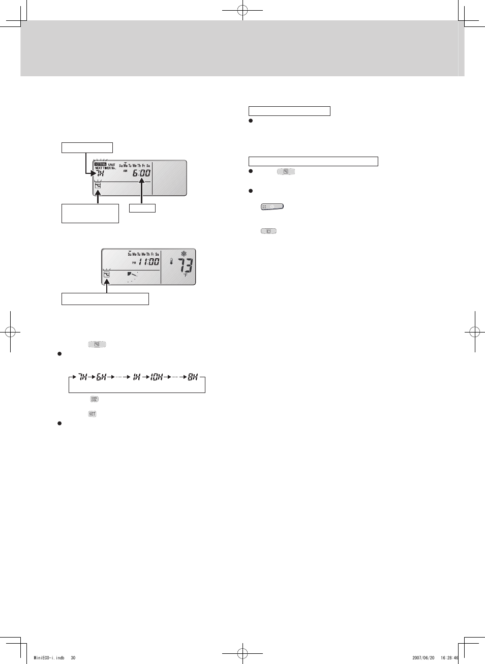 timer remote controller rcs tm80bg sanyo chx06052 user manual rh manualsdir com User Manual PDF sanyo rcs-tm80bg owners manual