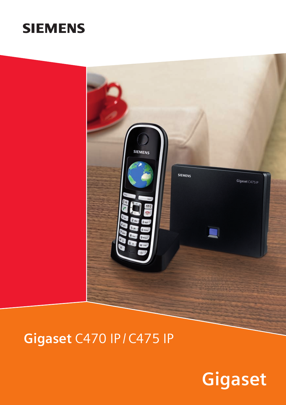 Siemens Gigaset C475 Ip User Manual