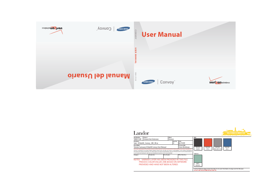 samsung convoy sch u640 user manual 186 pages also for sch rh manualsdir com Memory Samsung Convoy Memory Samsung Convoy