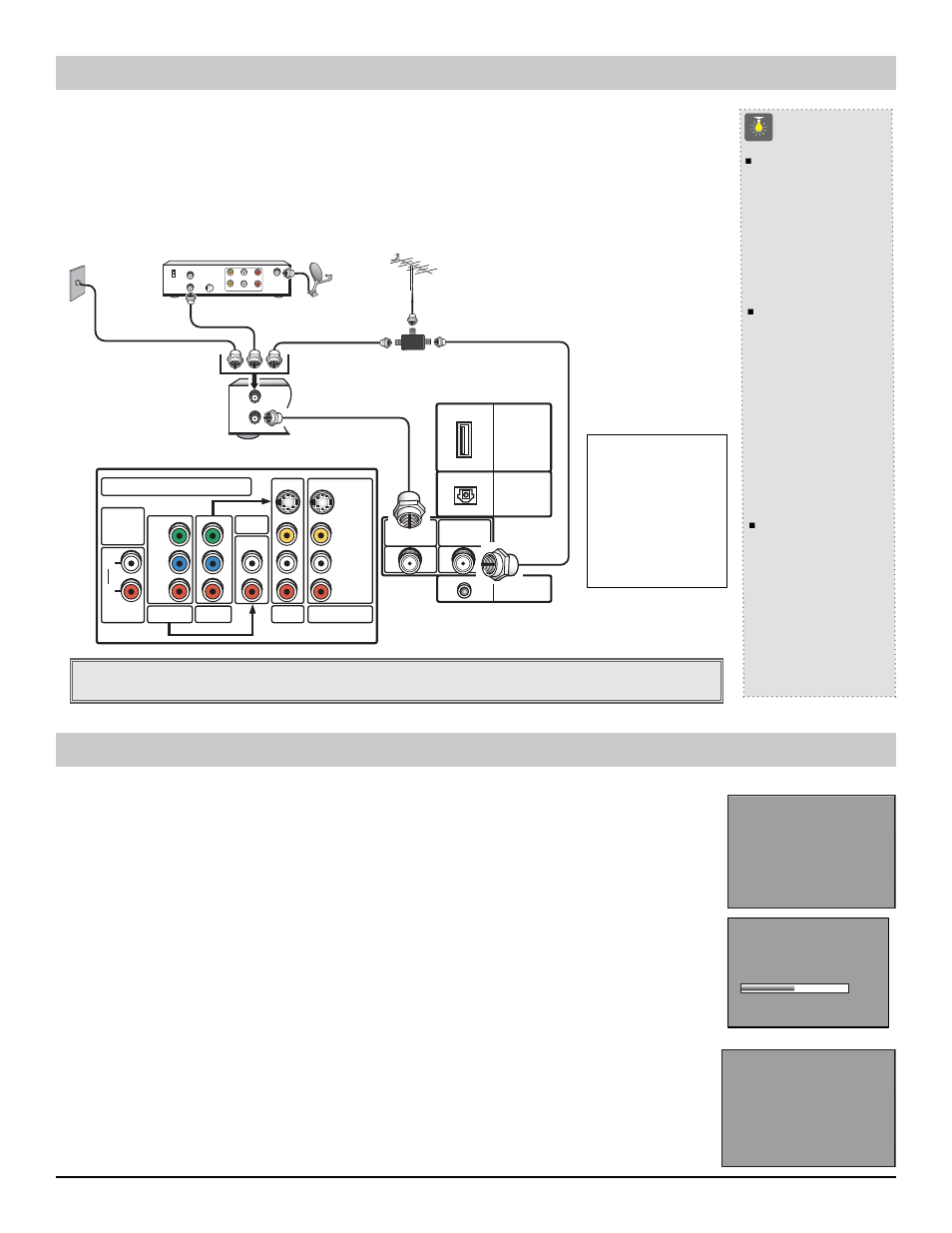 "Sanyo dp26746 26"" lcd tv manuals."