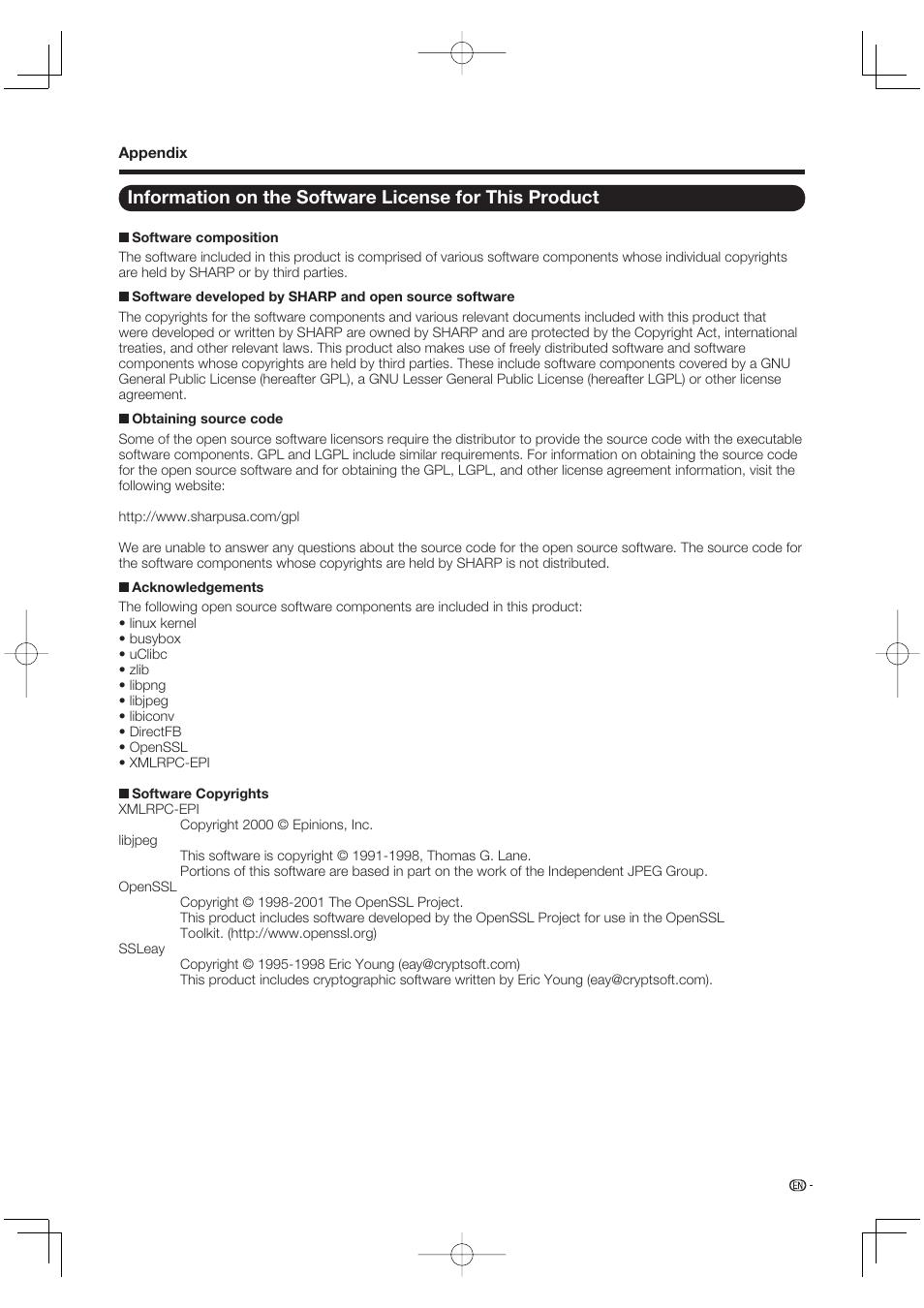 Sharp aquos lc 52se94u user manual page 53 59 platinumwayz