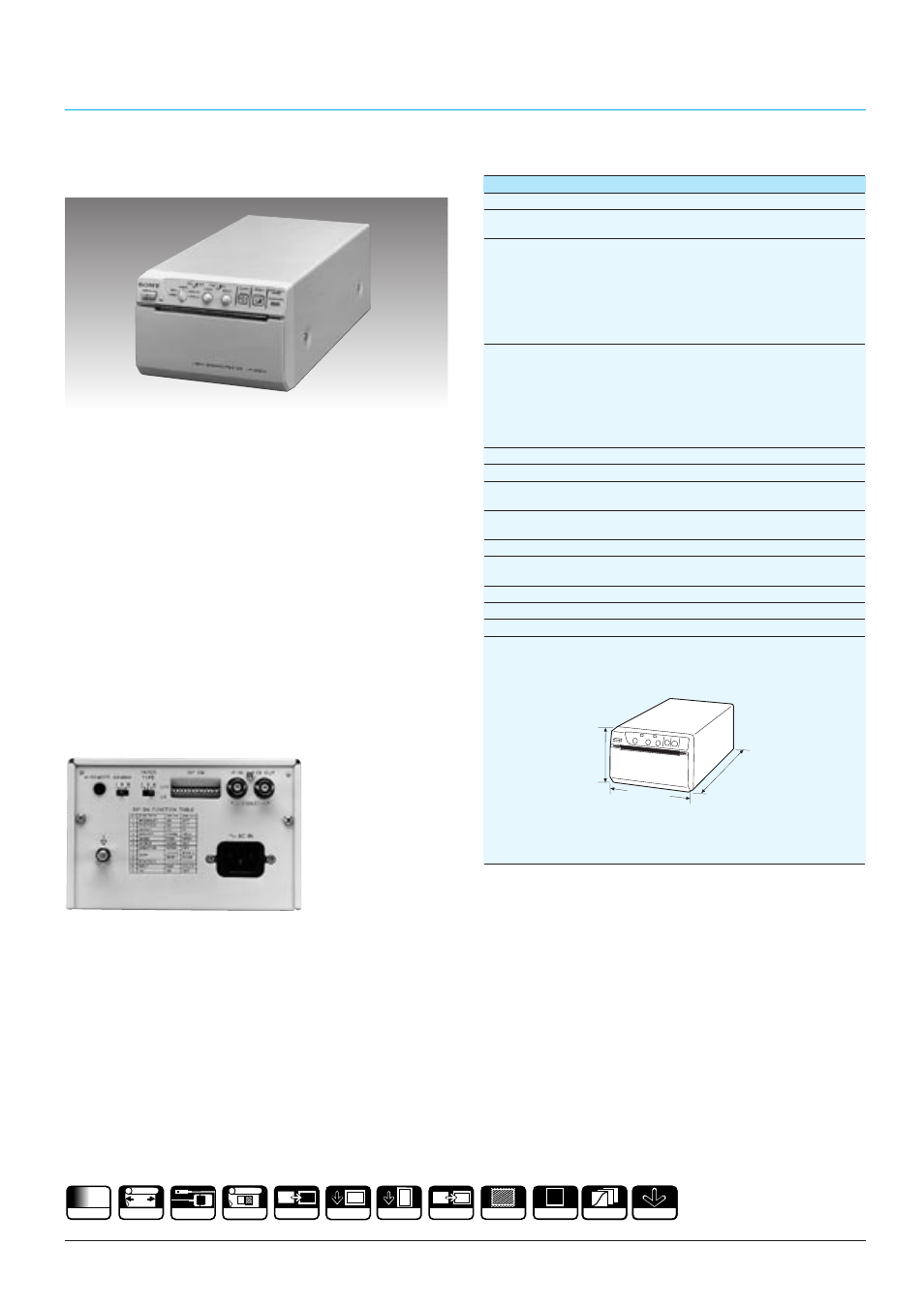 up printer manual the best printer rh printer blacksnack site Sony User Manuals Sony 5 CD Recorder Sony Operating Manuals
