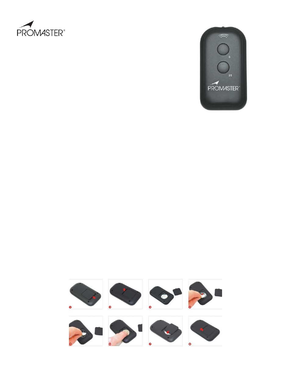 Sony Infrared Remote Control Rmt Dslr1 User Manual 2 Pages Infra Red For Nikon Camera