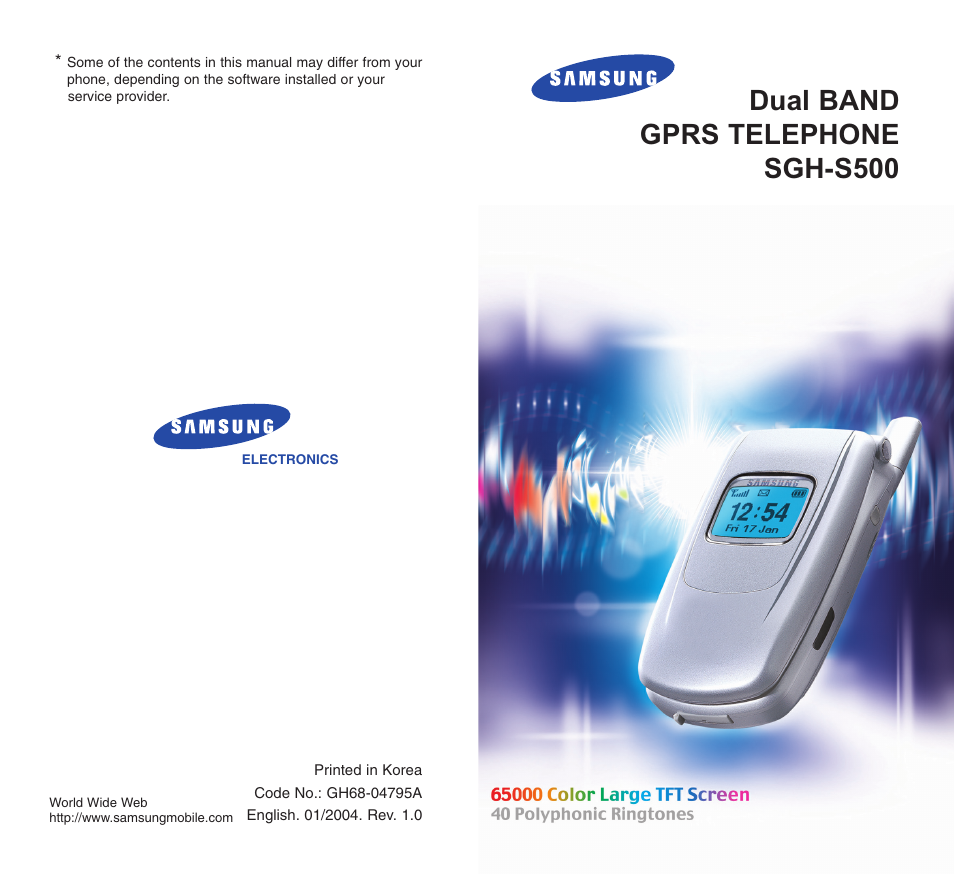 samsung digimax s500 user manual 81 pages rh manualsdir com Samsung Refrigerator Troubleshooting Guide Samsung M340