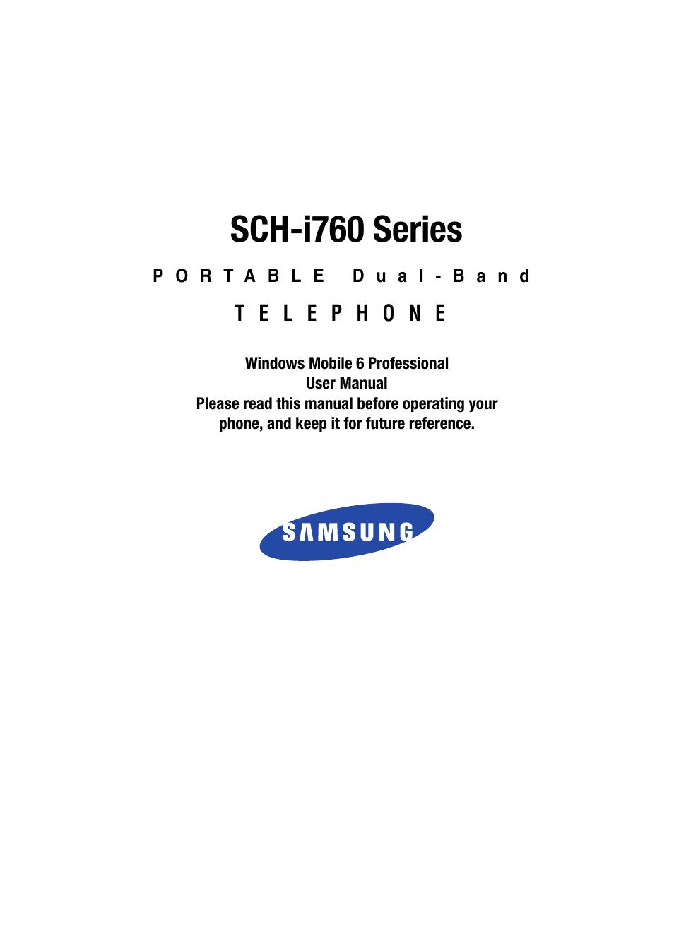 samsung sch i760 user manual 191 pages rh manualsdir com HTC XV6900 Android Samsung SCH-i760
