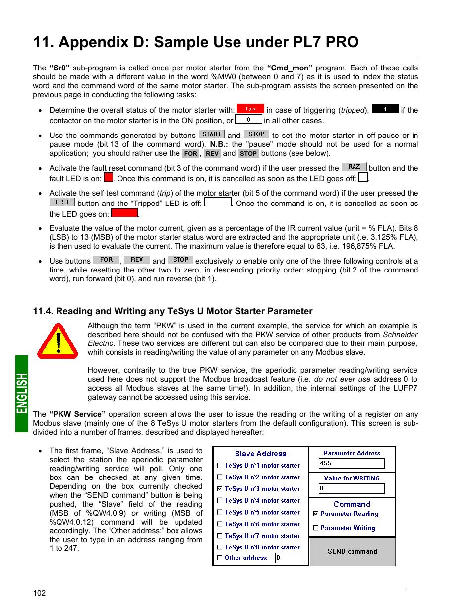 appendix d sample use under pl7 pro schneider electric gateway rh manualsdir com Gateway Laptop Manual User Manual PDF