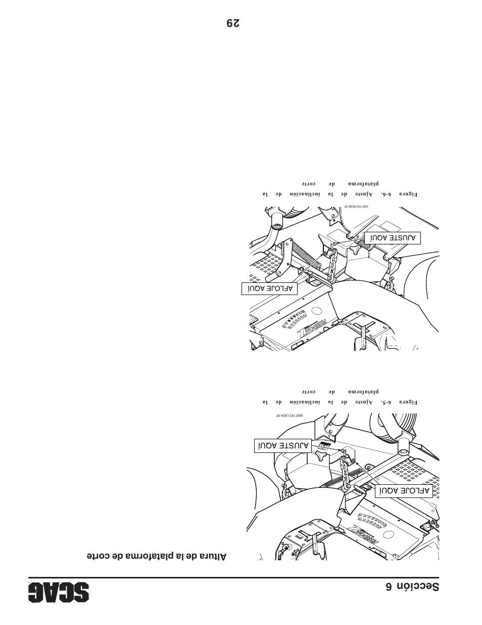 scag freedom z manuals