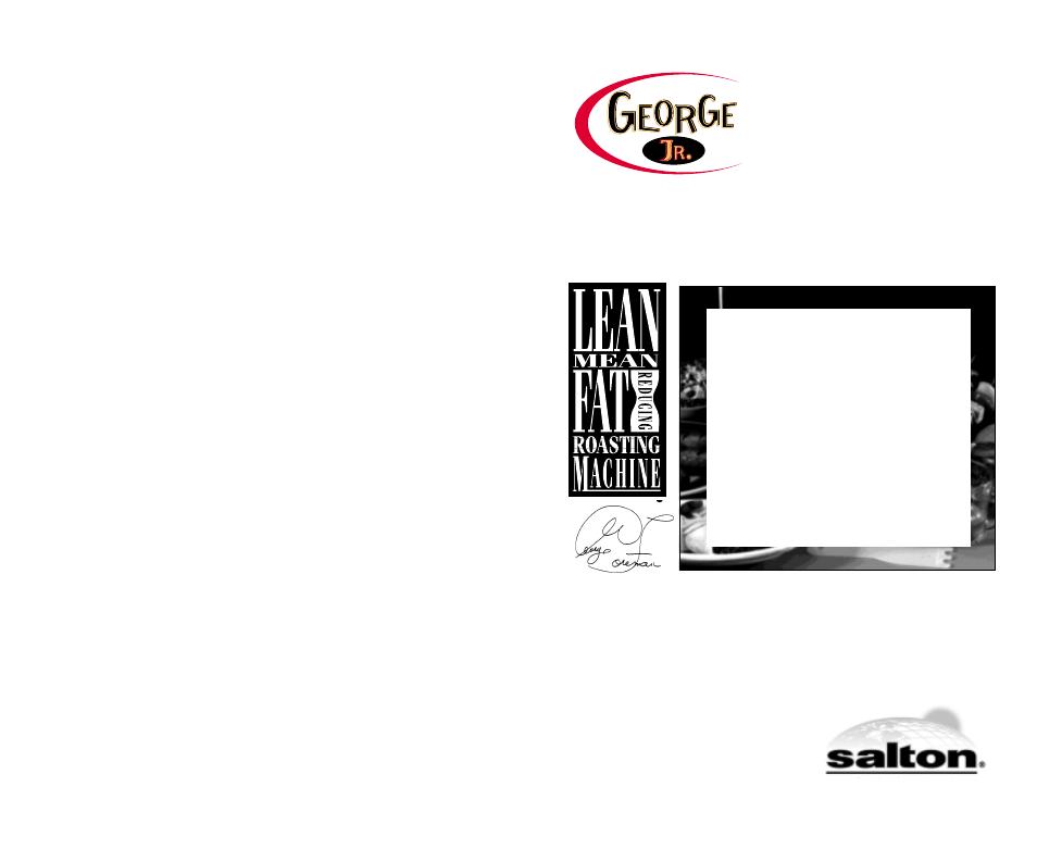 salton inc gr82b user manual 32 pages rh manualsdir com