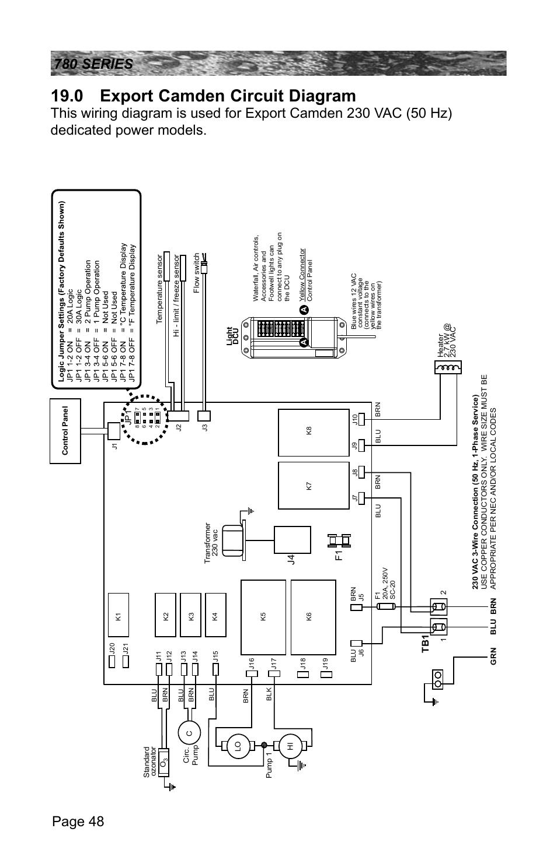 0 export camden circuit diagram