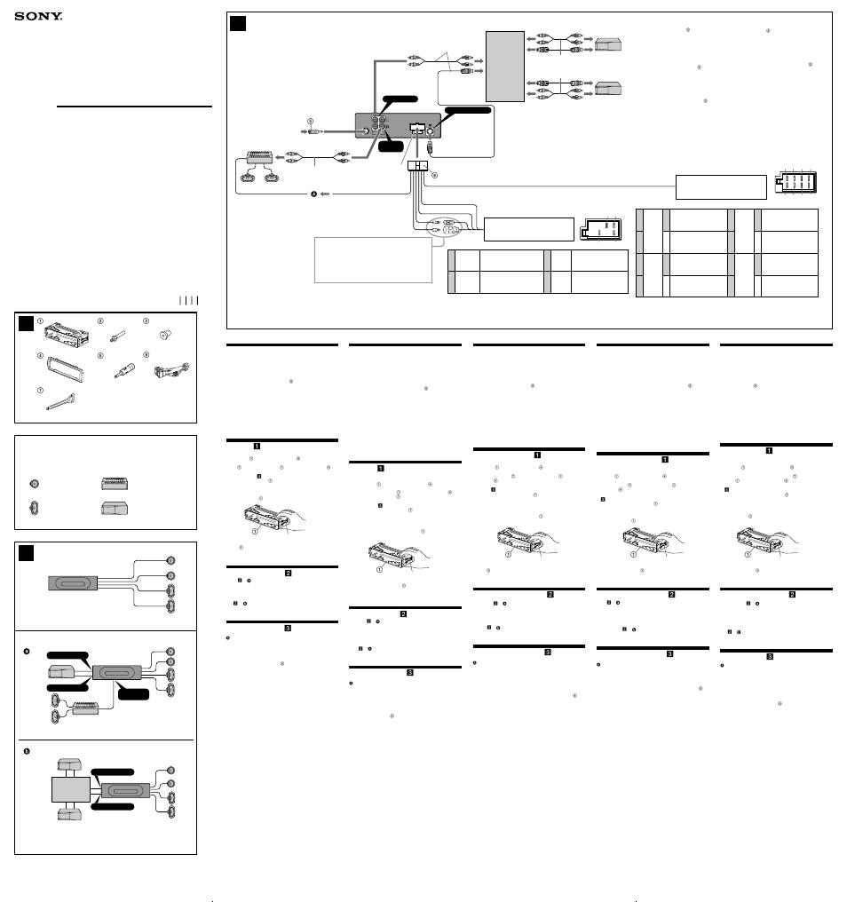 Charmant Car Audio Anschlussdiagramm Galerie - Elektrische ...