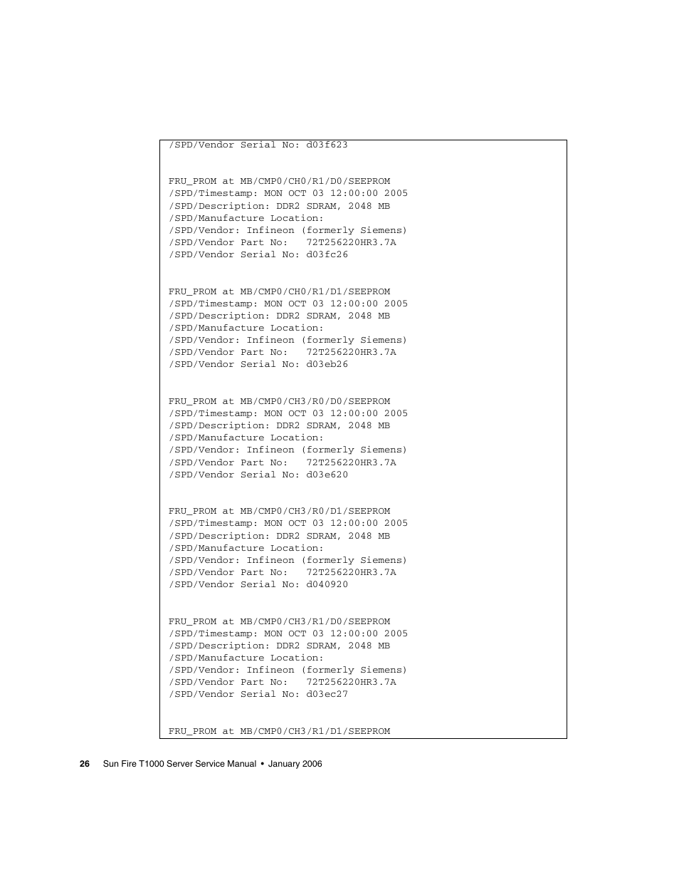 sun microsystems sun fire t1000 user manual page 38 90 rh manualsdir com