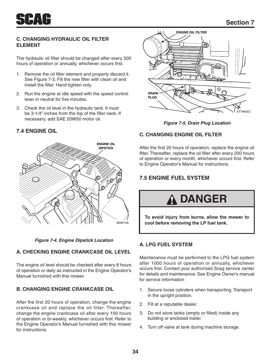 scag engine manual user guide manual that easy to read