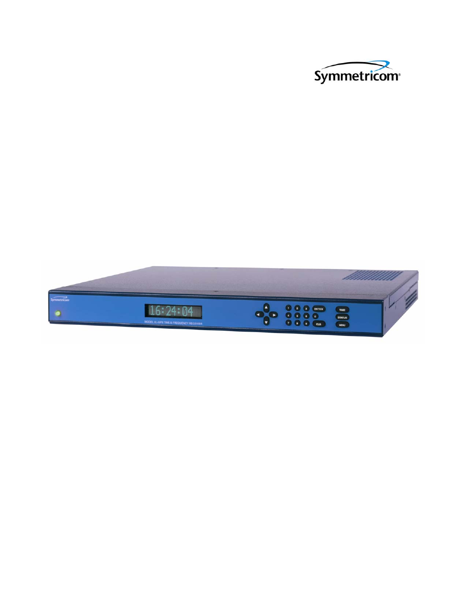 symmetricom xl gps user manual 162 pages rh manualsdir com symmetricom s250 user manual symmetricom s250i user manual
