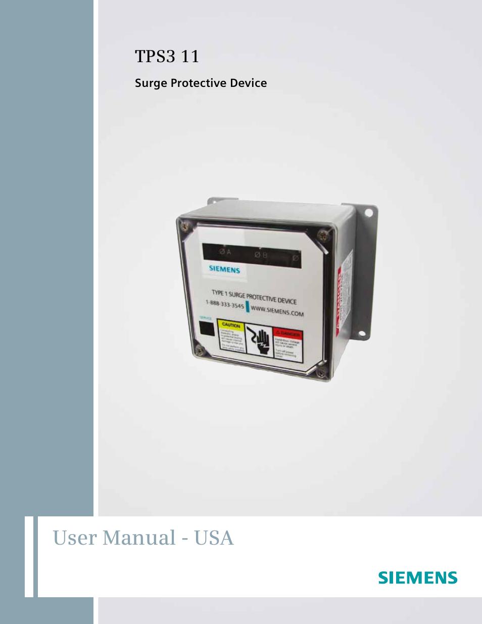 tps user manual