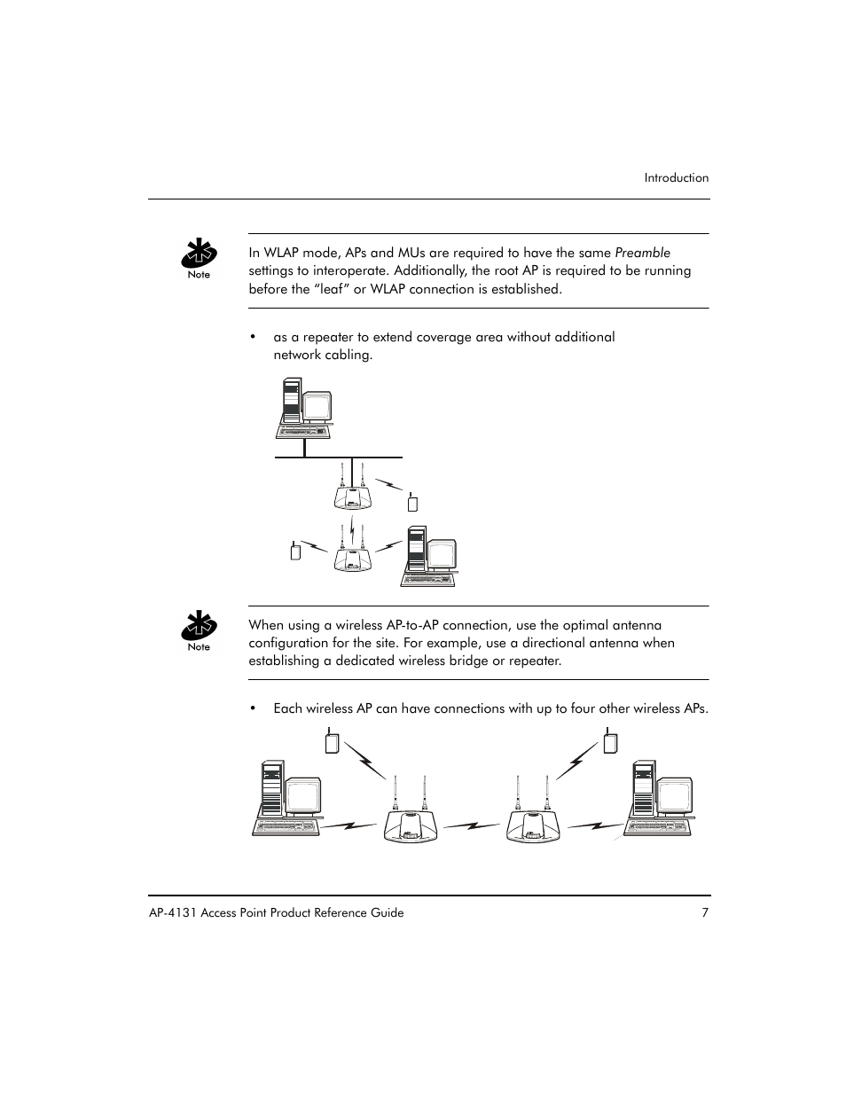 Symbol Technologies Spectrum24 AP-4131 User Manual | Page 17 / 250