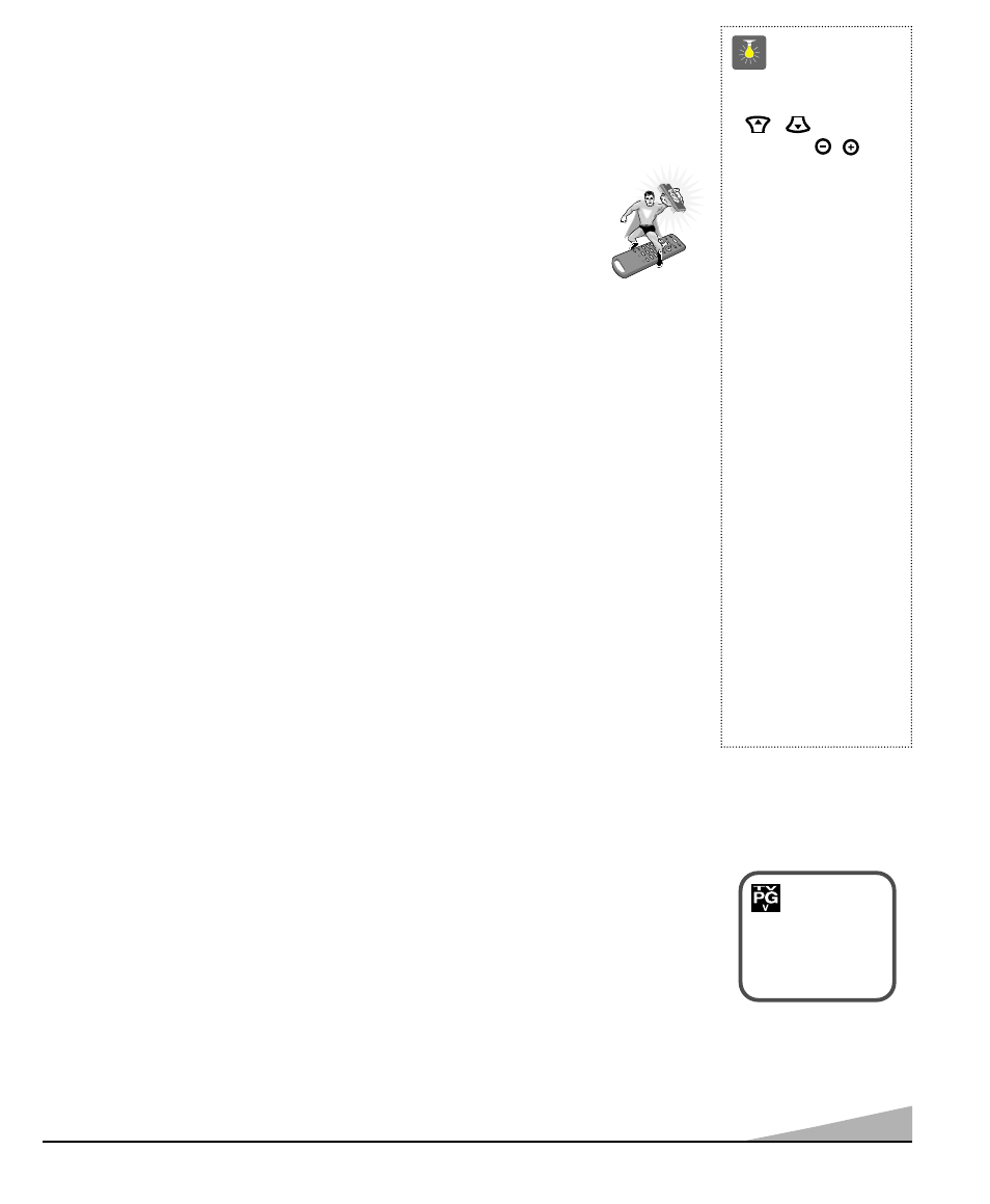 V-guide information, Quicktips, About mpaa and tv parental