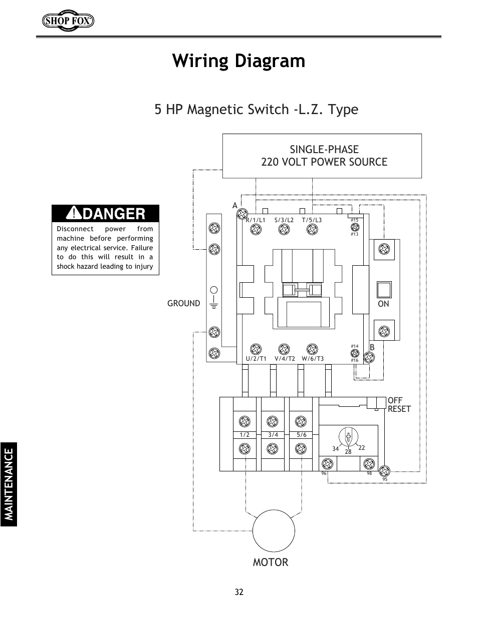 Switch Wiring Diagram Also Square D Motor Starter Wiring Diagram