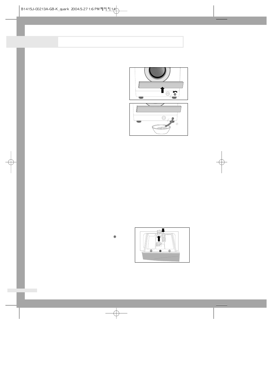 Samsung wf-b1061 owner's instructions manual pdf download.